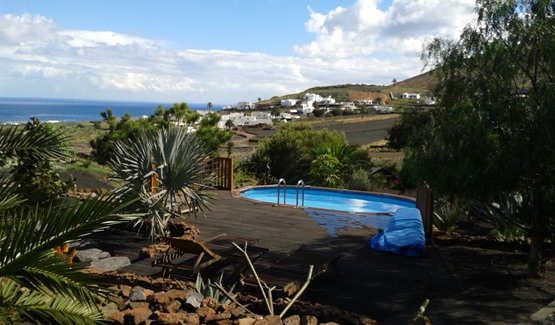 Finca Natura Pool and Sun Deck