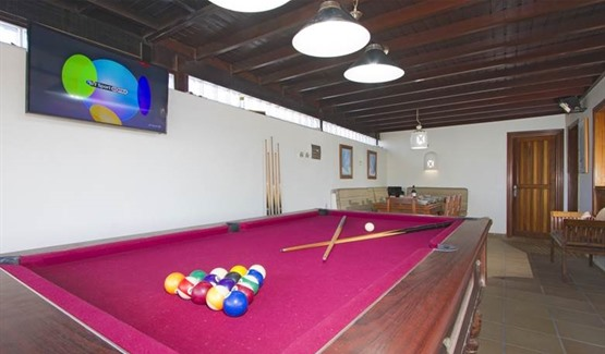 Casa Beluka Games Room