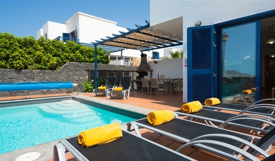 Casa Cortine Pool View