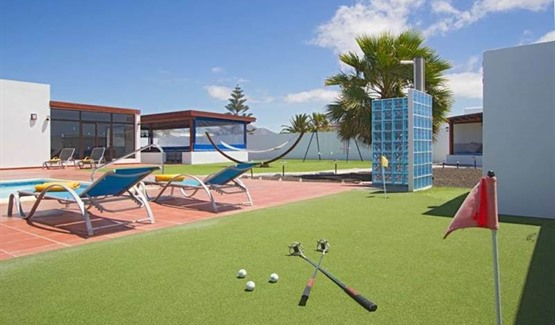 Villa Celeste, Playa Blanca, mini golf