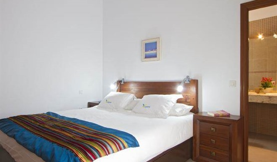 Villa Celeste, Playa Blanca, bedroom