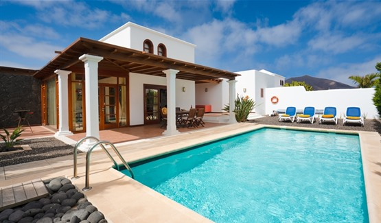 Villa Jameos, Playa Blanca, Swimming Pool