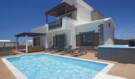 Villa Keur Taranga, Playa Blanca, Swimming Pool