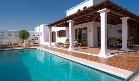 Villa Maria, Playa Blanca, Swimming Pool