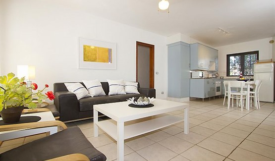 Apartment Bella, Open Plan Lounge