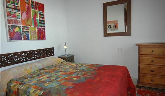 Villa Platano, Bedroom