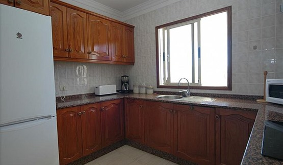 Villa Bellisima, Kitchen