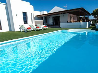 Villa Marron, swimming pool