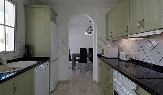 Villa Coco, kitchen