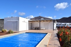 Villa in Las Coloradas, private pool